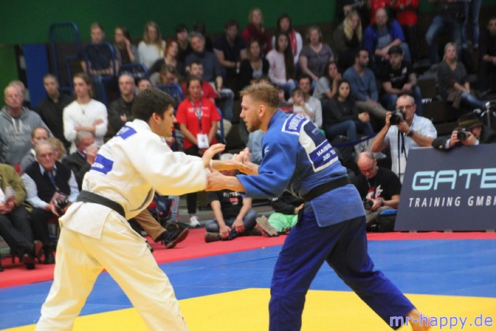 Judo Bundesliga Finale Hamburg 012